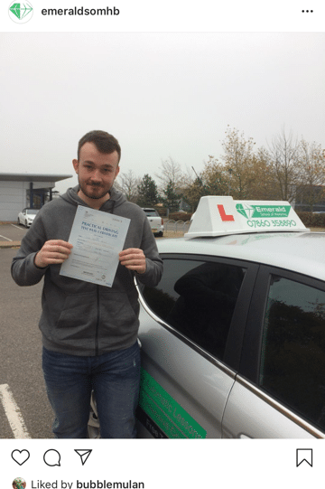 Sean Driving Lessons Herne Bay Emerald School of Motoring